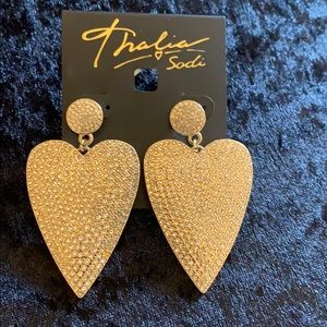 New! Sassy, valentine's is coming!!Heart Earrings!